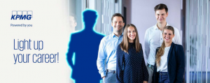 KPMG – Trainee/Graduate for Corporate tax, M&A Tax and deal Advisory